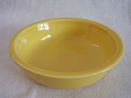 Fiesta Sunflower Stacking Soup Cereal Bowl Fiesta Contemporary - $26.00