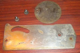 "1913 The Free ""New Automatic"" Vibrating Shuttle Face & Arm Cover Plates ... - $15.00"