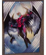 Marvel X-Men Archangel Glossy Print 11 x 17 In Hard Plastic Sleeve - $24.99