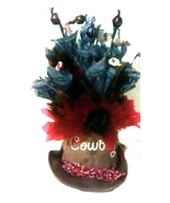 Cowboy Hat Candy Bouquet Gift - $54.99