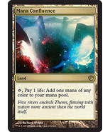 "Magic the Gathering MTG ""Mana Confluence"" Card x4 * NM - $19.88"
