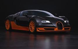 2013 Bugatti Veyron Poster Poster 24 X 36 Inch - $18.99