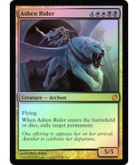 "Magic the Gathering MTG ""Ashen Rider"" Foil Card x1 * NM [CB] - $5.88"