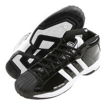 adidas Pro Model 2G Men's Basketball Shoes Casual Sneakers Enamel Black EF9821 - $125.01