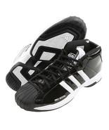 adidas Pro Model 2G Men's Basketball Shoes Casual Sneakers Enamel Black ... - $129.18