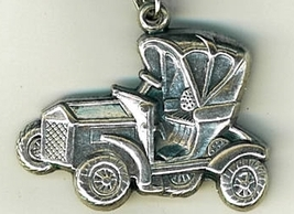 Key Ring - St Christopher Car - L105.0008 image 2