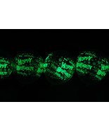 11 inch Glow in the Dark Happy Birthday Latex Balloons-  10 pack - $9.95