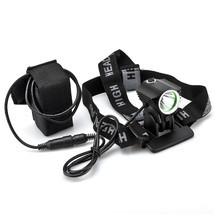 Cree XML T6 LED Bike Light + Headlamp - 1200 Lumens, 4 Modes, Ideal for ... - $42.50