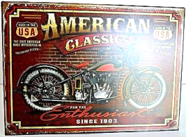 NEW 2013 American Classics Antique Style Open Road Wall Sign - $19.00