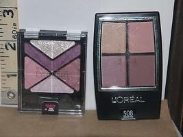 Lot of 2 Maybelline Eye Studio Pink Punch & L'Oreal Wear Infinite Summer... - $13.95