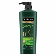 TRESemme Detox and Restore Shampoo, 580 ml (Free shipping worldwide) - $22.09