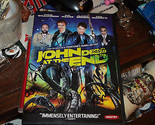 John Dies at the End (DVD, 2013) SIGNED BY 11 CAST COSCARELLI DOUG JONES +9
