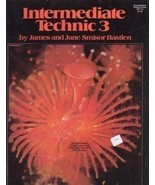 Bastien Intermediate Piano Course Technic 3 - $4.95