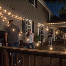 Mr Beams 1W G40 Globe Bulb LED Weatherproof Indoor/Outdoor String Lights, 50 fee image 3