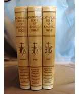 Catholic Book of Knowledge (In Three Volumes) by Leonard Boase, S.J., Ed... - $60.00