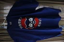 NWOT Chicago Cubs FUKUDOME Harry Caray Holly Cow Horry Kow Shirt 2XL - $37.90 CAD