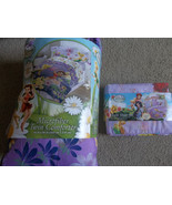 Disney Tinkerbell  4 Piece Twin/Single Size Com... - $75.00