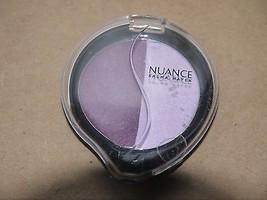 Nuance Selma Hayek Mineral Eyeshadow Duo in Passion Plum/Sheer Lavender ... - $12.86