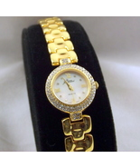 Pierre Jacquard ladies gold tone adjustable lin... - $25.00