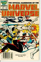 Official Handbook Of The Marvel Universe Deluxe Edition #9 - $1.00