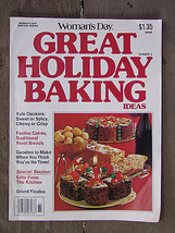 "VINTAGE COLLECTIBLE ""GREAT HOLIDAY BAKING IDEAS"" BOOK (Crafter's Cove) - $9.75"