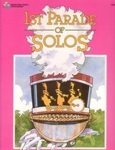 Bastien 1st Parade of Solos Primer Level 1 Piano Solos - $5.95