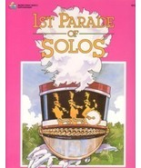 Bastien 1st Parade of Solos Primer Level 1 Pian... - $5.95