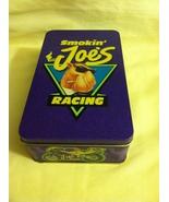 Camel Cigarettes Smokin Joe Racing Tin with Mat... - $3.99