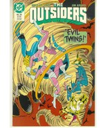 OUTSIDERS #20 (1985 Series) NM! - $1.50