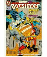 OUTSIDERS #8 (1993 Series) NM! - $1.00