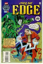 OVER the EDGE #7 NM! ~ DR. STRANGE - $1.00