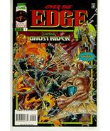OVER the EDGE #9 NM! ~ GHOST RIDER - $1.00