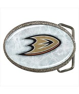 Anaheim Ducks Belt Buckle - NHL Hockey - $9.65