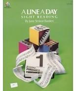 Bastien Piano Basics A Line A Day Sightreading Level 3 - $5.45