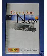 MTH  COME SEE WHAT MTH IS DOING NOW - $3.75
