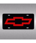 CHEVY BowTie VANITY LICENSE PLATE CHEVROLET Racing Corvette Camaro Z28 N... - $14.99