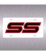 SS Super Sport Vanity LICENSE PLATE Camaro Chevelle El Camino Monte Carl... - $14.99