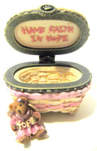"Boyds Treasure Box ""Horizon of Hope 2009"" #3921... - $39.99"