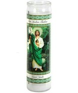 (Pack of 2) 8 Inch Devotional Unscented Candles (St. Jude) [Kitchen] - $8.50