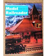 Model Railroader Magazine December 1969 - $2.50