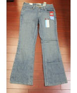 Womens Signature by Levi Strauss Low Rise Bootcut Jeans Size Misses 6 Me... - $5.95