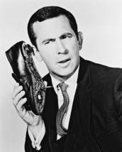 Get Smart B Don Adams Vintage 11X14 BW TV Memorabilia Photo - $13.95