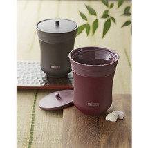 Thermos Japanese green tea vacuum cup/mug - Keep hot or cold - Japan lim... - $28.00