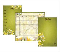 Mother's Day Gift, Family Planner, Fridge Calendar, Home Organization Calendar. - $29.99