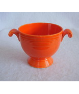 Vintage Fiestaware Red Sugar Bowl Fiesta - $24.99