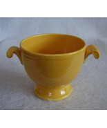 Vintage Fiestaware Yellow Sugar Bowl Fiesta - $24.99