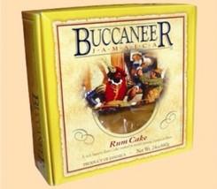 Jamaica Buccaneer Rum Cake _ 7 oz (6 Months Shelf Life) - $7.50