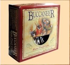 3 X Jamaica Buccaneer Rum Fruit Cake _ 7 oz ( 12 Months Shelf Life) - $30.00