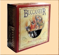 3 Boxes X Jamaica Buccaneer Rum Fruit Cake _ 40 oz ( 12 Months Shelf Life) - $88.99