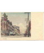 Citizens National Bank Main Street Towanda Pennsylvania Vintage Post Card - $7.00